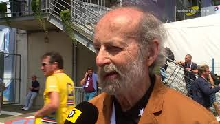 24 Heures du Mans 2018 - Interview d