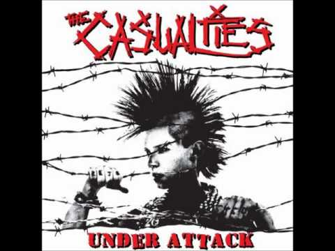 The Casualties-Under Attack