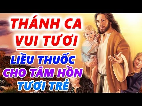 THÁNH CA VUI TƯƠI | Những Bài Thánh Ca Âm Hưởng Vui Nhộn