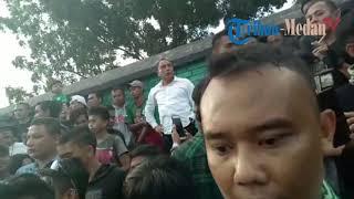 Download Video Edy Rahmayadi Jumpai Suporter yang Nyalakan Flare saat Laga PSMS Vs Persela MP3 3GP MP4