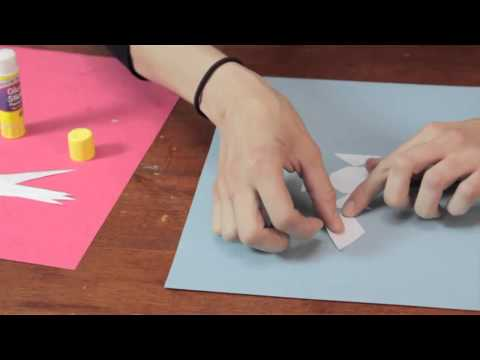 Simple Winter Crafts for Kids : Crafts for Kids