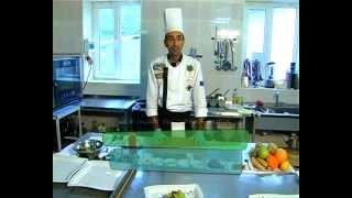 """Вкусные рецепты от ресторана """"Форос"""" 4.mpg"""