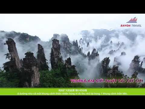 Hành trình du lịch khám phá Trương Gia Giới Phượng Hoàng cổ trấn - Tuyệt tác của thiên nhiên