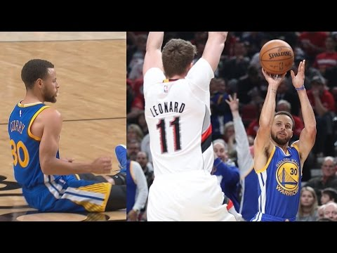 Kevin Durant Returns to Sweep the Blazers! Lillard Drops Green! Warriors Blazers Game 4