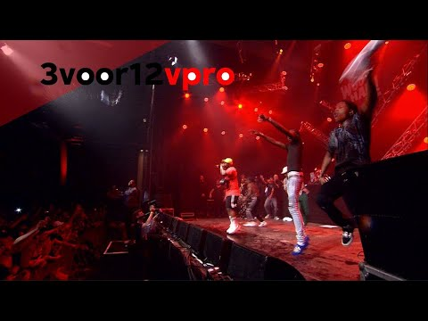 A$AP Ferg ft. A$AP Rocky, Tyler the Creator, Young Thug, ScHoolboy Q live at Woo Hah! 2016