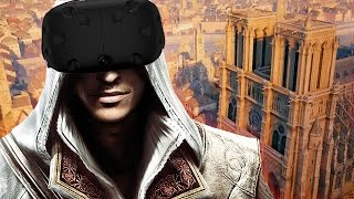 Repeat youtube video VR Assassin's Creed Cathedral - Climbey