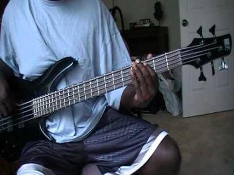 Its Your Inheritance (Blessings Of Abraham) Donald Lawrence (Bass Cover)