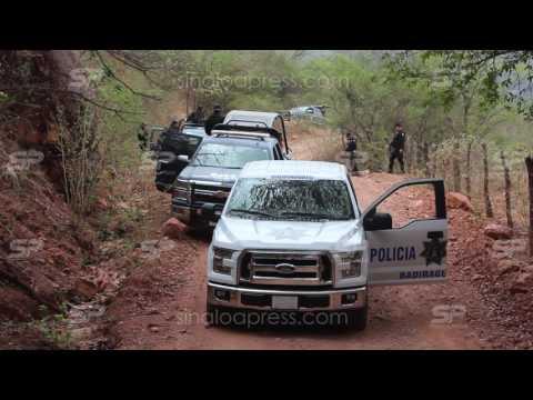 Grupo llega hasta la sierra de badiraguato