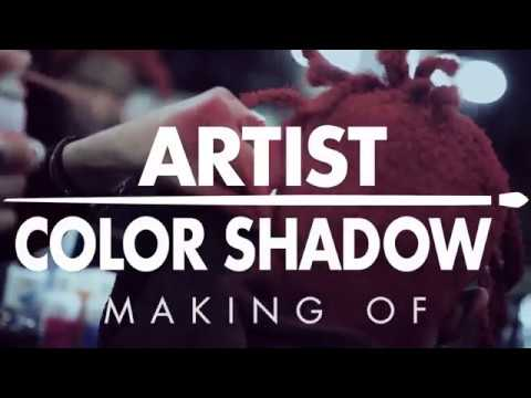 Feder - Breathe (Making-Of by MAKE UP FOR EVER)