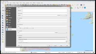 How to save QGIS layers to a GeoTiff image
