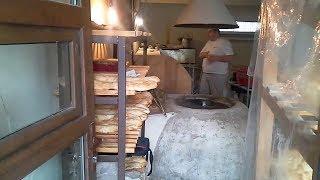 Грузинский хлеб шоти.