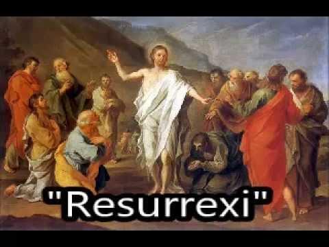 Resurrexi - Pieśń Chóralna na Niedzielę Wielkanocną