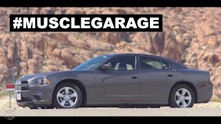 #Musclegarage Vs. California Ep.4 (Обзор Dodge Charger 2014)