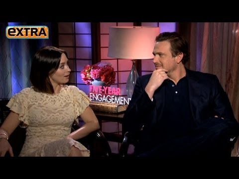 Jason Segel is 'Happy' to Be Dating Michelle Williams
