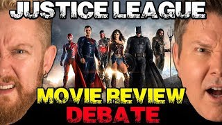 JUSTICE LEAGUE Movie Review - Film Fury