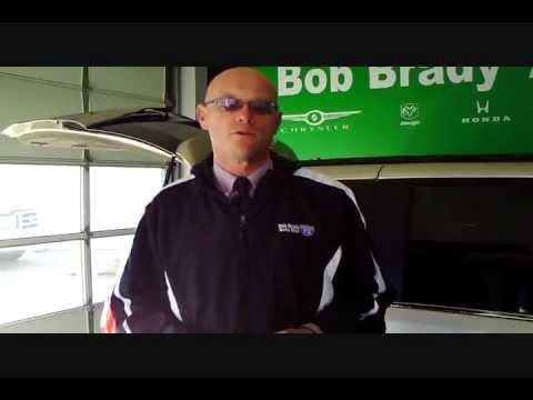 Bob Brady Decatur Il >> 2013 Chrysler Stow 'n Go seating video - Bob Brady Auto ...