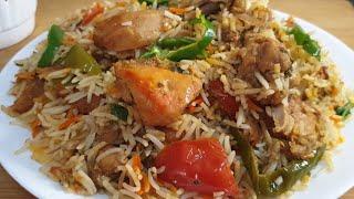 Sindhi Biryani Recipe ♥️ With Homemade Fragrant Biryani Masala Powder ♥️ |Biryani By Cook with Lubna