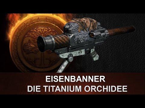 Destiny: Die Titanium Orchidee | Eisenbanner Raketenwerfer | Review (Deutsch/German)