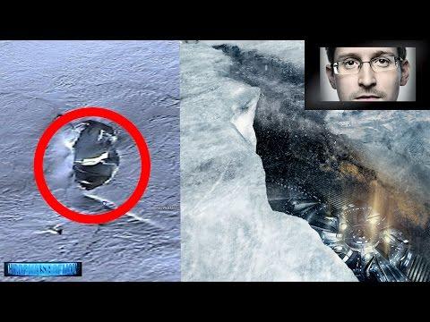 You Won't Believe This! ALIEN BASE Discovered Antarctica!!? Leaked Snowden's Putin Asylum 2020!