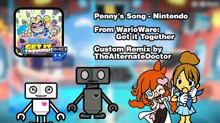 Penny's Song - Rhythm Heaven Custom Remix