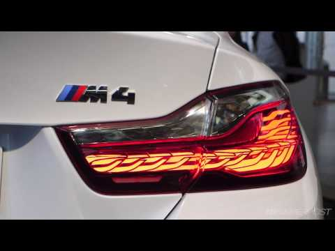 BMW M4 Iconic Light Concept at BMW Welt