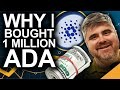 Why I Bought 1 Million ADA (BEST Cardano Price Prediction)