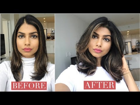 Big, Volumized Hair in 7 MINUTES!