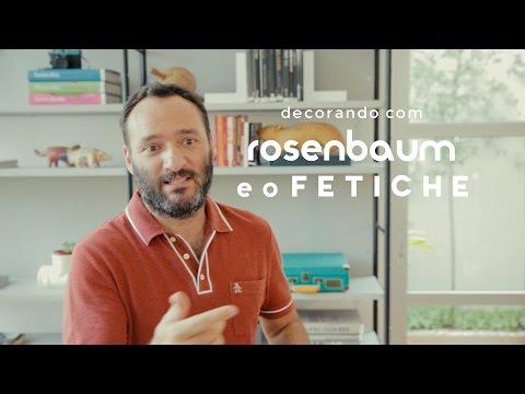 Oppa apresenta - Decorando com Marcelo Rosenbaum