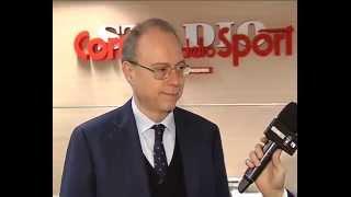 ROMA - UDINESE: le interviste al Corriere dello Sport