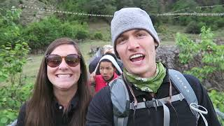 Day 2 Everest Base Camp Trek | Phakding to Namche Bazaar