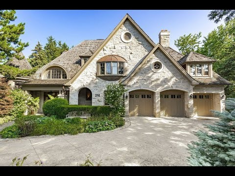 Exquisite Stone Residence In Toronto, Ontario, Canada | Sotheby's International Realty