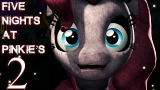 - SFM Five Nights at Pinkie s 2 Official Music Video 60FPS, FullHD CC