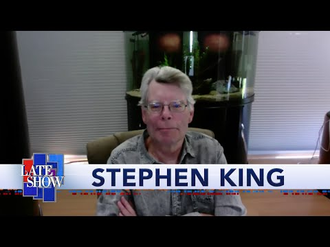 Stephen King Weighs