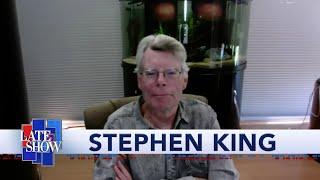 Stephen King on Quarantine Mates