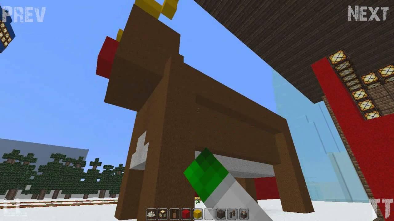 LizzyVille | Minecraft Christmas Village | Ep # 22 'Sooo Close ...