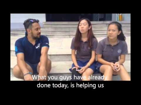 Green Oasis School IGCSE Global Perspectives Project - Rugby in Shenzhen
