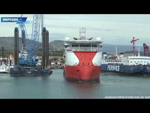 ARIADNE Multi Purpose Offshore Vessel IMO:  9413535