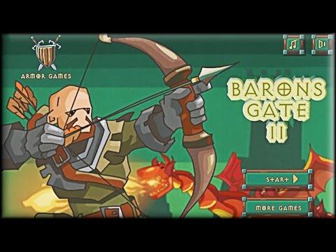 barons gate 2 game 15 lvl youtube