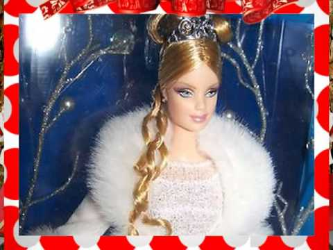 Holiday Barbie Doll Collector Edition 2003