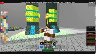 How to build a cool mech in roblox build your cybersuit part 3