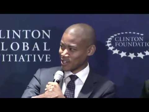 Emerging Pioneers: Panel Discussion - CGI 2015 Annual Meeting