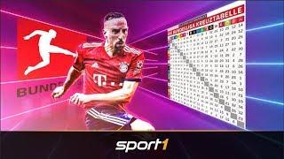 Neuer Spielplan der Bundesliga: Das sind die Highlights der Saison | SPORT1