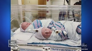 Abby Huntsman Gives Gives Birth To Twins   The View