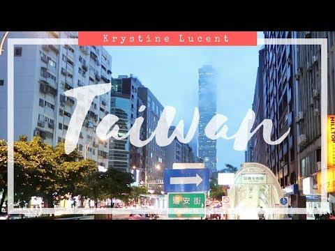 Taiwan Travel Vlog 2017 - Taipei 101  XiMenDing  | 2017 台灣之旅 - 台北101  西門町  86小舖   美食  美睫美指