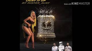 Marshmello - Light It Up ( feat. Nicki Minaj, Chris Brown & Tyga ) [MASHUP]