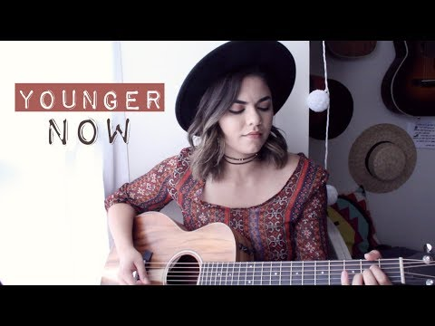Younger now Miley Cyrus - Cover by Lizy