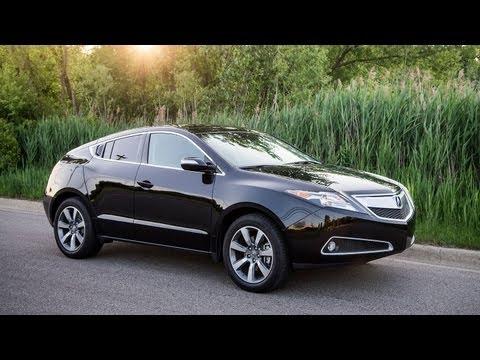 2013 Acura ZDX - WR TV Walkaround