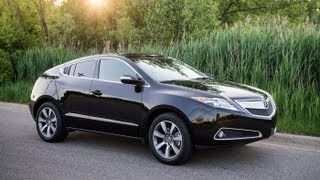 2013 Acura ZDX - WR TV Walkaround