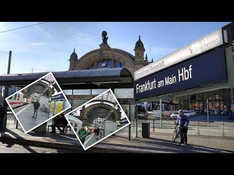 Frankfurt hauptbahnhof (Main station)