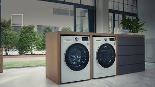 lG New Washing Machine - SMART